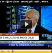 James Turk: Zašto će cijena zlata i srebra još rasti