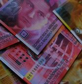 Ugled švicarskoga franka u svijetu financija upravo je dokrajčen