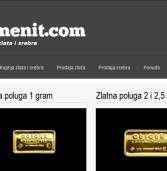 Plemenit.com – novi portal za prodaju zlata i srebra
