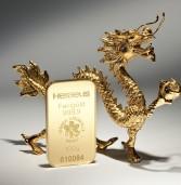 Zlato spaja Rusiju i Kinu