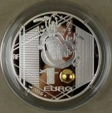 Izdana serija srebrnjaka s motivima Europskog prvenstva