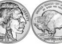 Sjevernoamerički srebrni bizon (American Silver Buffalo)