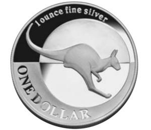 Australski srebrni klokan