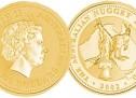Australski klokan / zlatni grumen (Australian Kangaroo / Gold Nugget)
