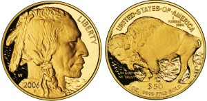 Američki zlatnik Bizon (Buffalo)