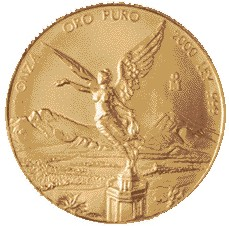 Zlatni meksički libertad