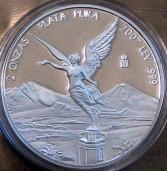 Meksički srebrni Libertad (Mexican Silver Libertad)