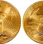 Sjevernoamerički zlatni orao (American gold eagle)