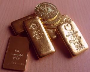 Investiranje u zlato kad mu cijena pada