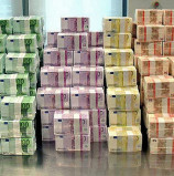 Novac za spašavanje europskoga financijskog sustava bit će namaknut tiskanjem