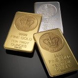 Srebro slijedi rastući trend zlata