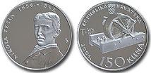 Srebrnjak Nikola Tesla