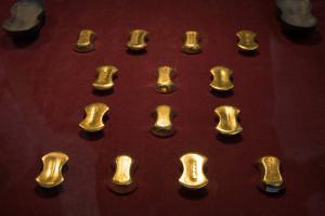 Kinezi zlato tradicionalno kupuju u obliku ingota Foto: Dave Gray, Flickr
