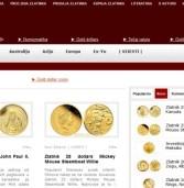Zlatnici.com: novi internetski portal posvećen zlatnoj numizmatici