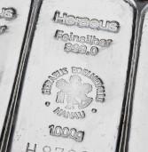 Za vrijeme gospodarskih kriza vrijednost srebra raste