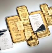 Zlato poraslo pet, a srebro sedam posto!