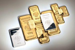 Investicijske plemenite kovine