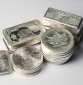 Porast potražnje za srebrnim kovanicama i polugama