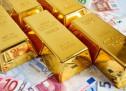 Cijena zlata u eurima gotovo na rekordnoj razini