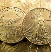 Američka kovnica ostala je bez kovanica američkih zlatnih orlova od 1 unce